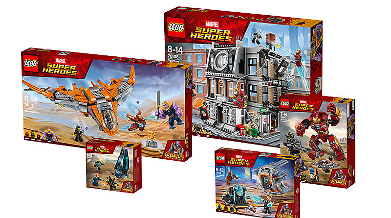 LEGO Marvel Super Heroes Bundle Featured 800 445 800x445