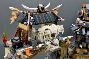LEGO NINJAGO 70655 Dragon Pit 14 300x199