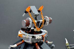 LEGO NINJAGO 70655 Dragon Pit 2 300x199