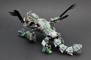 LEGO NINJAGO 70655 Dragon Pit 4 300x199