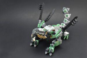 LEGO NINJAGO 70655 Dragon Pit 5 300x199