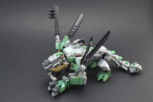 LEGO NINJAGO 70655 Dragon Pit 6 300x199