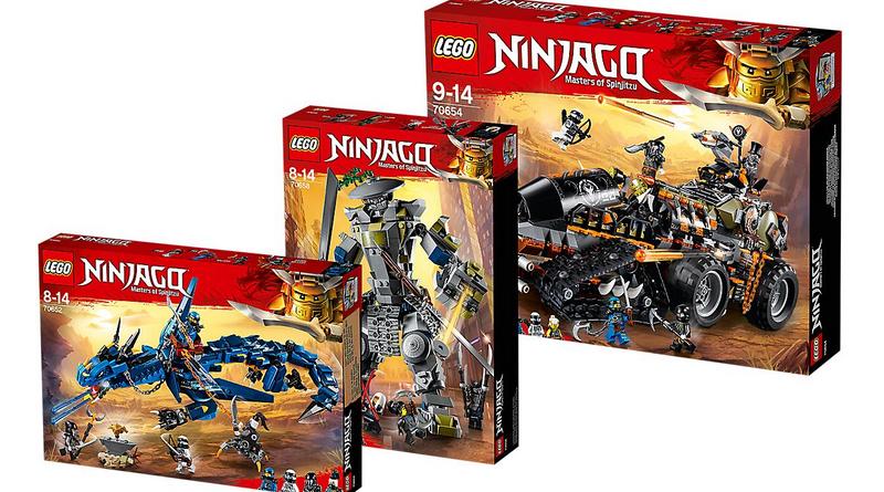 LEGO NINJAGO Discount Bundle Featured 800 445