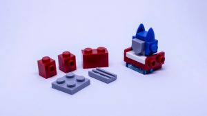 LEGO Optimus Prime Instructions 2 300x169