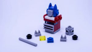 LEGO Optimus Prime Instructions 3 300x169