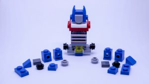 LEGO Optimus Prime Instructions 4 300x169