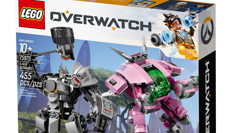 LEGO Overwatch Sets Featured 800 445