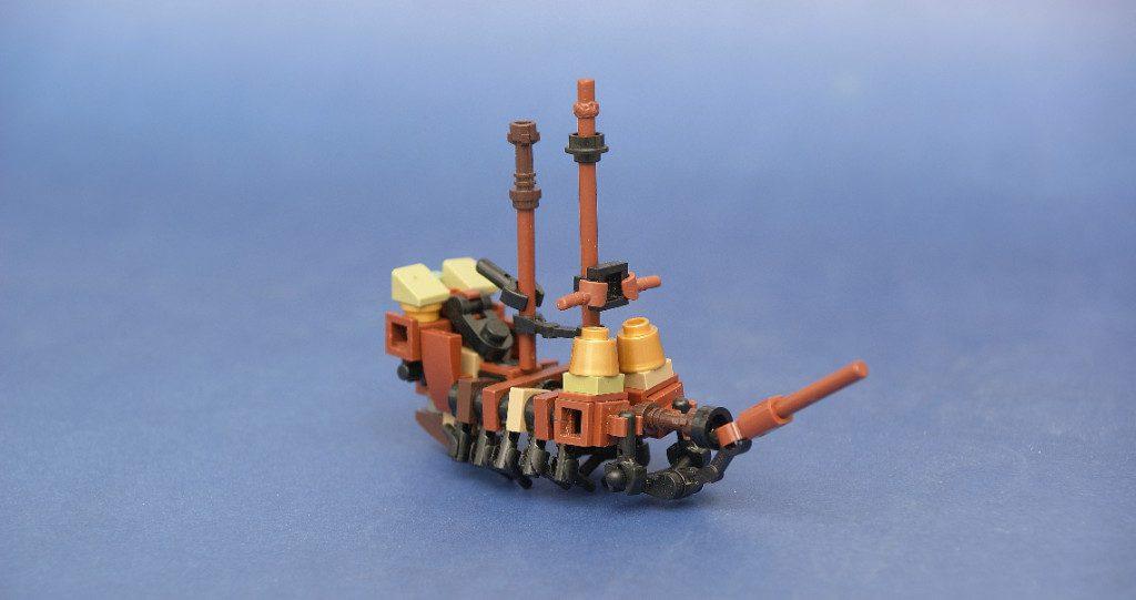 LEGO Pirates Caribbean 71042 Silent Mary main