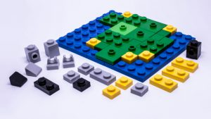 LEGO Pirates Forbidden Island Instructions 2 300x169