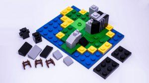 LEGO Pirates Forbidden Island Instructions 4 300x169
