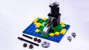 LEGO Pirates Forbidden Island Instructions 5 300x169
