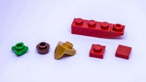 LEGO Santa sleigh instructions 4