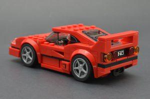 LEGO Speed Champions 75890 Ferrari F40 Competizione 2 300x199