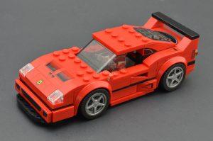 LEGO Speed Champions 75890 Ferrari F40 Competizione 5 300x199