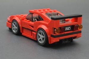 LEGO Speed Champions 75890 Ferrari F40 Competizione 7 300x199