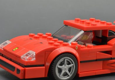 LEGO Speed Champions 75890 Ferrari F40 Competizione review