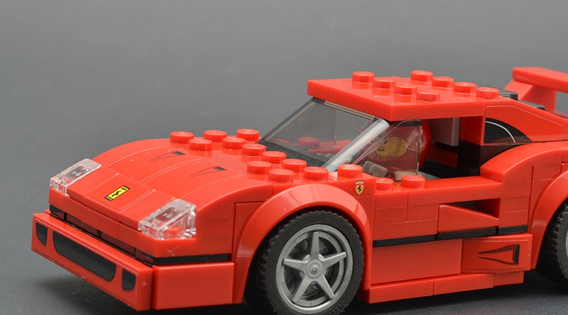 LEGO Speed Champions 75890 Ferrari F40 Competizione Featured 800 445