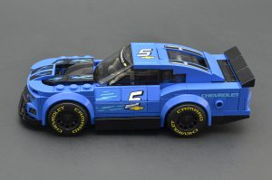 LEGO Speed Champions 75891 Chevy Camaro ZL1 Race Car Review 1 300x199
