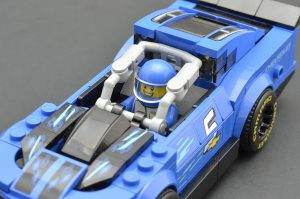 New LEGO Speed Champions 75891 Chevrolet Camaro ZL1 Race Car