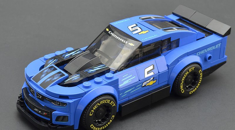 LEGO Speed Champions 75891 Chevy Camaro ZL1 Race Car Review Featured 800 445 800x445