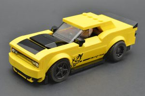 LEGO Speed Champions 75893 2018 Dodge 1 300x199