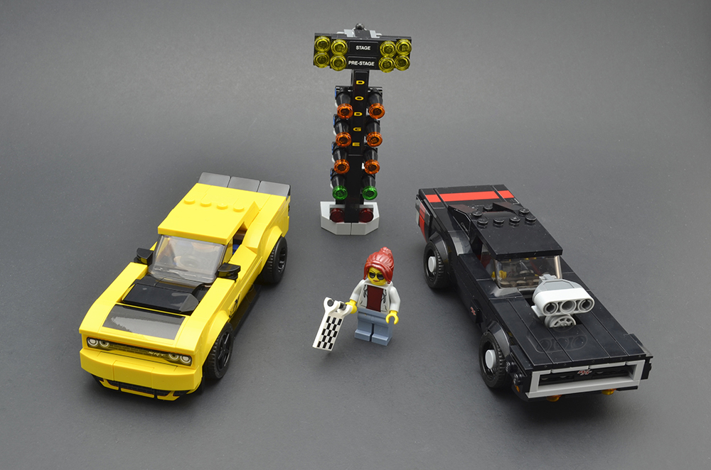 LEGO Speed Champions 75893 2018 Dodge 19