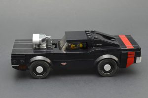 LEGO Speed Champions 75893 2018 Dodge 5 300x199