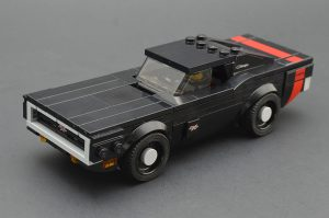 LEGO Speed Champions 75893 2018 Dodge 8 300x199