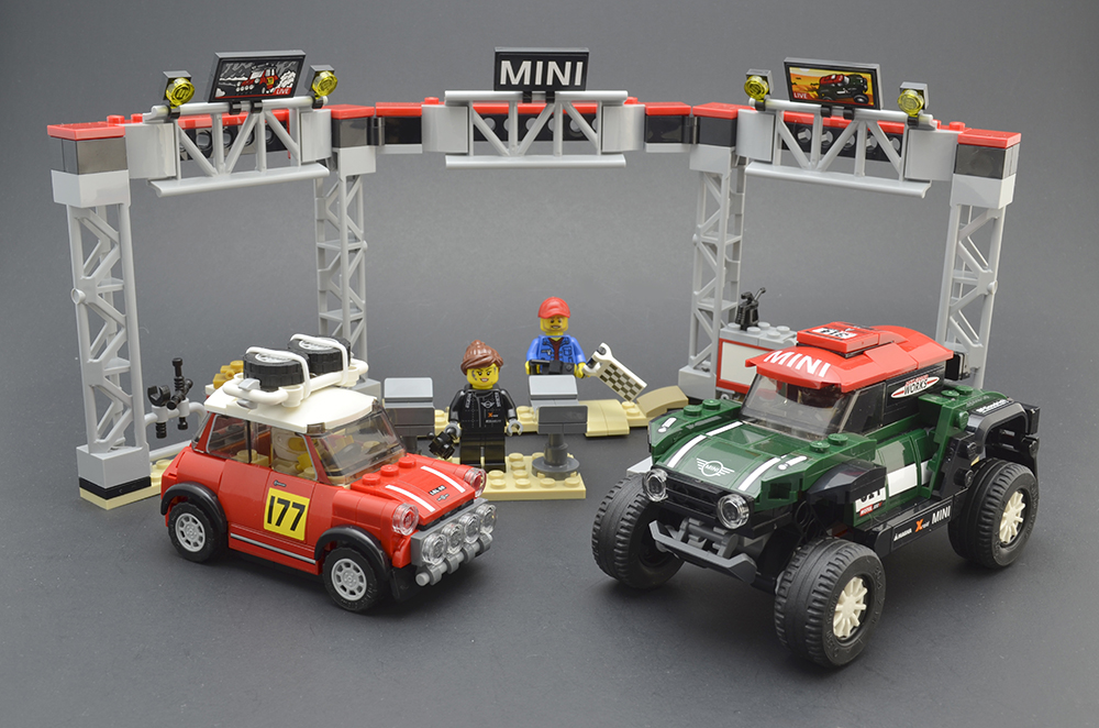 LEGO Speed Champions 75894 Mini 21