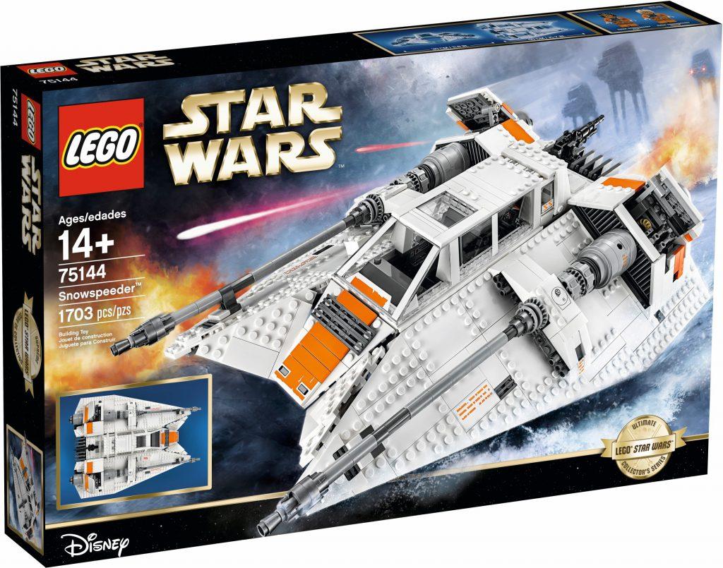 LEGO Star Wars 75144 Snowspeeder 2 1024x805