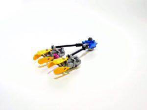 LEGO Star Wars Anakin Podracer instructions 6