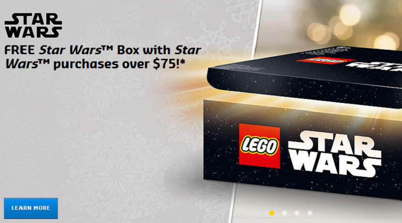 LEGO Star Wars Surprise Box Featured 800 445 800x444