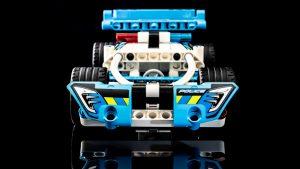 LEGO Technic 42091 Police Pursuit 4