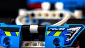LEGO Technic 42091 Police Pursuit 6