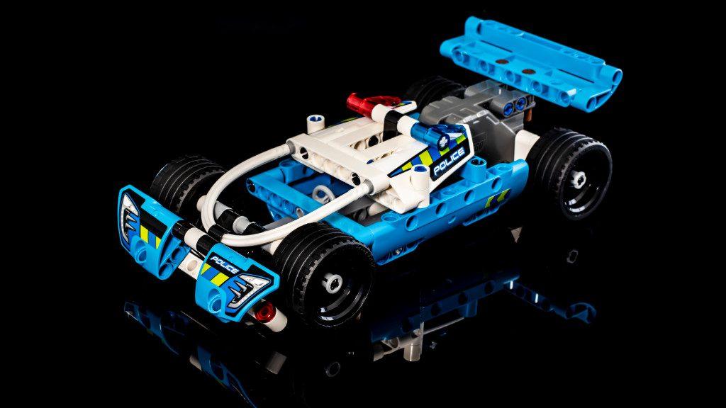 LEGO Technic 42091 Police Pursuit 7