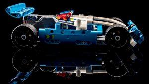 LEGO Technic 42091 Police Pursuit 8