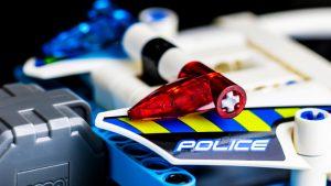 LEGO Technic 42091 Police Pursuit 9