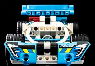 LEGO Technic 42091 Police Pursuit review