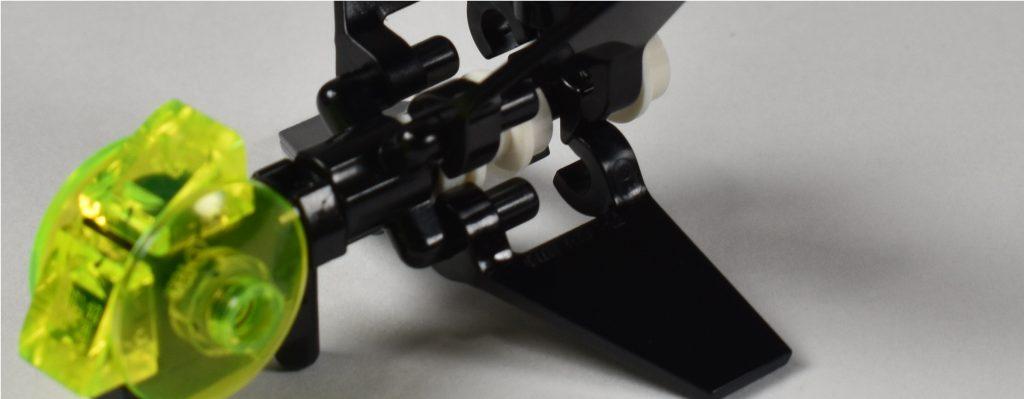 LEGO Micro Blacktron Featured 800 445