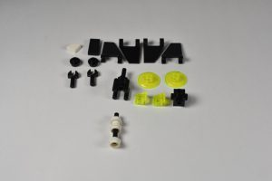 LEGO micro Blacktron instructions 2