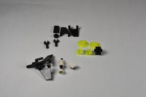 LEGO micro Blacktron instructions 3