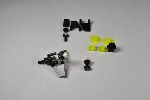 LEGO micro Blacktron instructions 4