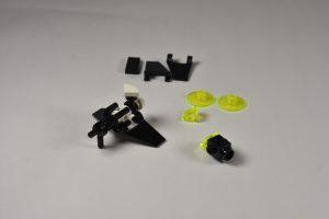 LEGO micro Blacktron instructions 5