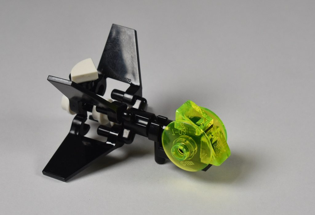 LEGO mivro Blacktron main