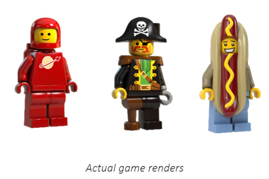 LEGO Mobile Game