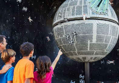 LEGO Star Wars days may not return to LEGOLAND parks