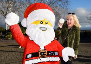 LEGOLAND Windsor Celebrities At Christmas 1 300x212