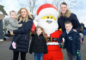 LEGOLAND Windsor Celebrities At Christmas 3 300x212