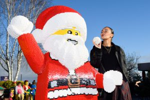 LEGOLAND Windsor Celebrities At Christmas 4 300x200
