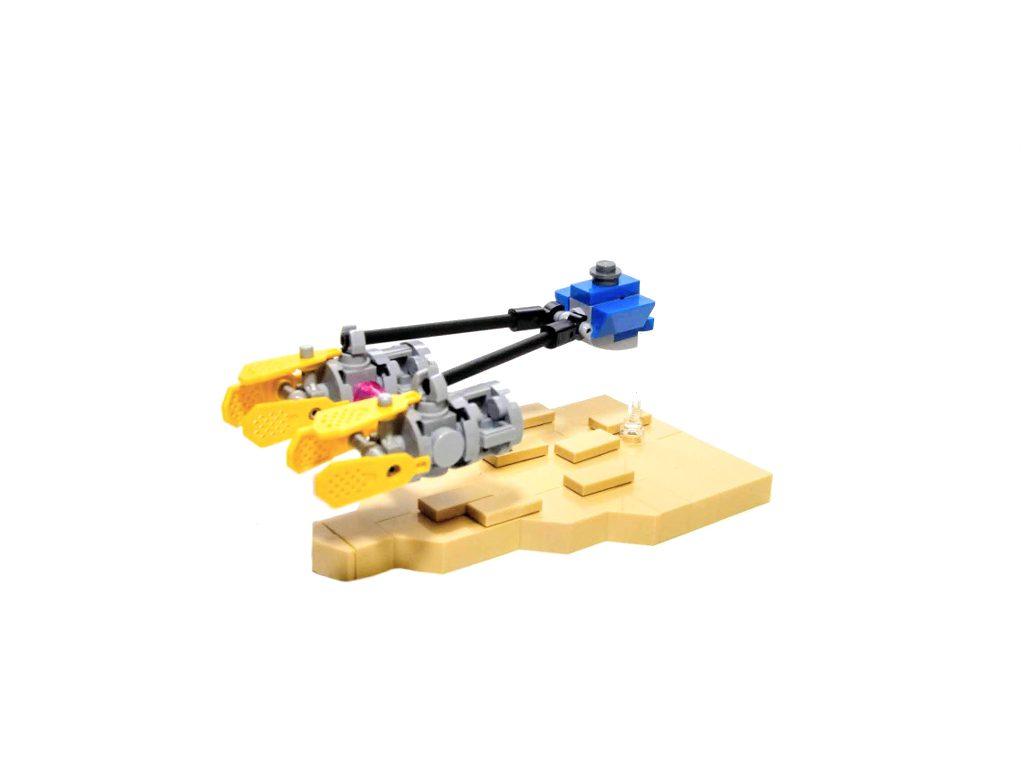 LEGO Micro Anis Pod Racer Main image